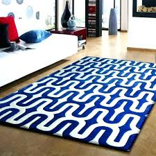 solid blue area rug navy rugs bright wool 6x9