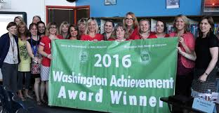 achievement awards for elementary students salem woods receives washington achievement award monroe monitor