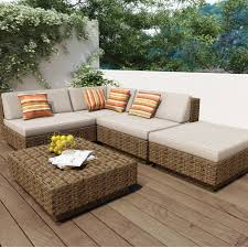 outdoor patio sectionals