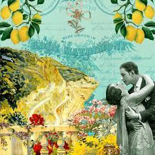 Collage Wedding Invitations Illustration Collage Www Catandfoxadventures Com