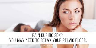 pain during you may need to relax