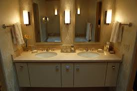 Home Decor : Brushed Nickel Bathroom Mirror Contemporary Breakfast ...