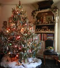 Fantastic Tinsel Christmas Tree