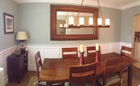 dining rooms with chair rails dining room paint ideas with chair rail