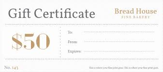 custom gift certificate template fresh free gift certificates templates design your gift