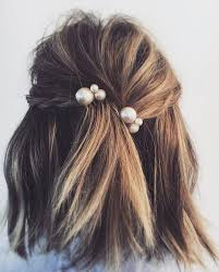 Short Wedding Hairstyles 46 Amazing Wedding Hairstyles For Every Hair Type A Practical Wedding