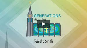Tanisha Smith GENERATIONS 20200207 on Vimeo