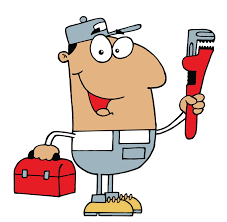 Image result for men fixing toilet working clipart