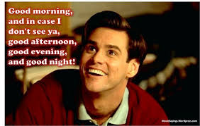Good Morning Movie Quotes