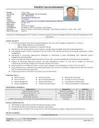 pradeep scrum master cv scrum master resume