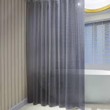 shower curtain shower environmentally friendly. SR SUNRISE Mildew Resistant EVA 3D Shower Curtain Liner With 12 Rings, 72\ Environmentally Friendly