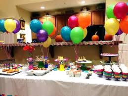 Office Table Birthday Decorations Flisol Home