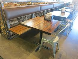 Black Hound Design Company Black Hound Design Company Booths Made For Carve Restaurant