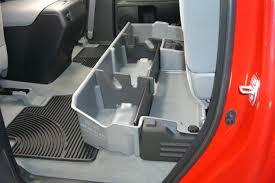 Amazon.com: DU-HA Under Seat Storage Fits 07-17 Toyota Tundra ...