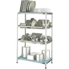 hanging dish drying rack