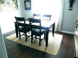 rug under kitchen table. Kitchen Table Rectangular Rug Under Chairs Flooring Carpet Glass Rug Under Kitchen Table U
