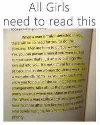 Catch 22 Quotes Enchanting Men Are Born To Pursue Women Not Women Pursue The Men Listen