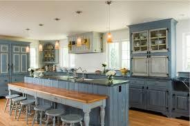 Diy painted kitchen cabinets ideas Blue Chalk Paint Kitchen Cabinets Creative Kitchen Makeover Ideas Csrlalumniorg Chalk Paint Kitchen Cabinets Creative Kitchen Makeover Ideas
