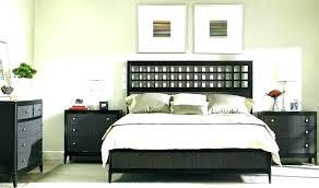 Pier One Bed Frame King Headboard Bedroom Set Rattan Furniture ...
