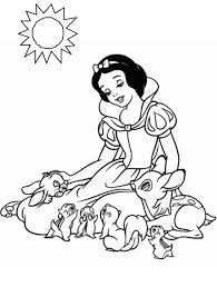 This offers hours of entertainment to your kids. Free Printable Snow White Princess Coloring Pages Disney Princess Coloring Pages Snow White Coloring Pages Princess Coloring Pages