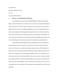 court watching essay court watching essay lucas marsico professor nicole van cleve 11 1 16 courtroom observations i section