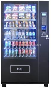 Vending Machine Glass