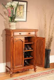 furniture shoe storage. french style old and vintage closed shoe rack storage cabinet with door dawer ideas furniture c