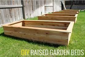 diy raised garden beds chris loves julia