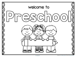 back to school coloring pages for preschool elegant printable school drawing at getdrawings coloring sheets