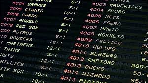 Sports Betting Odds Chart How To Read Betting Odds Sport Betting Blog