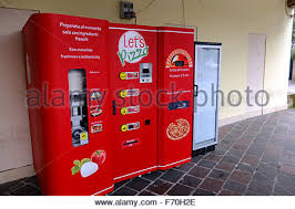 Pizza Vending Machine Lakeland Unique Pizza Vending Machine Stock Photo 48 Alamy