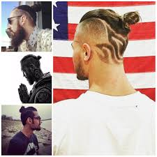 Topknot Hair Style latest mens top knot hairstyles mens hairstyles and haircuts 1100 by wearticles.com