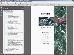land rover defender 300tdi 97 99 workshop manual land rover defender 300 tdi workshop manual