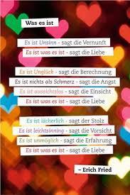 Was Es Ist Liebe Zitat Poster Spruechetantede