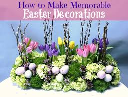 fabulous diy easter decorations