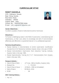 define resume cv