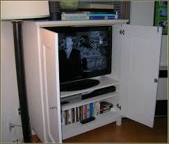 Sliding Door Dvd Cabinet Flat Screen Tv Cabinet With Sliding Doors Home Design Ideas