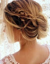 Coiffure Demoiselle D Honneur Cheveux Mi Longs 15 Coiffures De