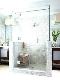 open shower stalls. Open Shower Stalls Dimensions Stylish Seats For Walk In Showers Stall O