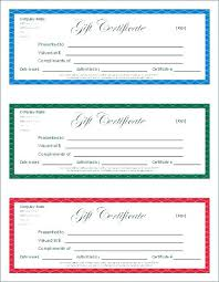 Make Your Own Gift Certificate Templates Free Gift Vouchers At Certificate Template Free Online Massage Email