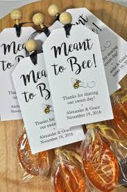 thank you tags for wedding favors meant to bee bridal shower favor tags wedding favors favor tags