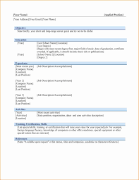 Best Resume Templates Best Resume Templates Unique Blank Resume Sample Awesome Resume 74