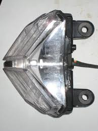 alternatives tailight more information this is a clear alternatives tail light w integrated turn signals