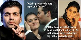 10 Quotes That Show The Changing Graph Of Kajol And Karan Johars