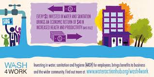 Businesses show SDG support with #WASHforWork initiative