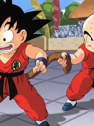 Goku vs Krillin Full HD Wallpaper ...