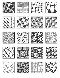 Tangle Patterns Stunning Grid 48 Zentangles And Doodles Pinterest Tangle Patterns