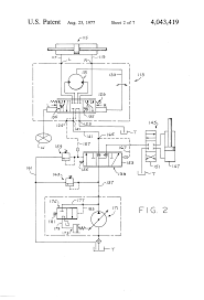 patent us4043419 load sensing power steering system google patents patent drawing