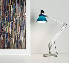 anglepoise lighting. lampe de bureau type 1228 bleu marine h53cm anglepoise anglepoise lighting