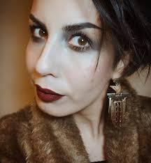 pin steam punk makeup